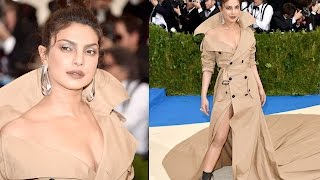 Priyanka Chopra Gets Trolled Over Her Met Gala Outfit