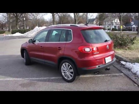 2011 Volkswagen Tiguan 2.0T SE 4Motion One Month Ownership Update!