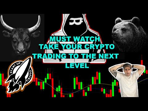 MUST WATCH IF YOU WANT TO TAKE YOUR CRYPTO TRADING TO THE NEXT LEVEL (INTERMIDIATE - ADVANCED TA)