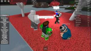Having Fun With Other Players In Motion Captured Anim(MCA) ITS FUN TO DANCEEEE!!!!!!!! l ROBLOX