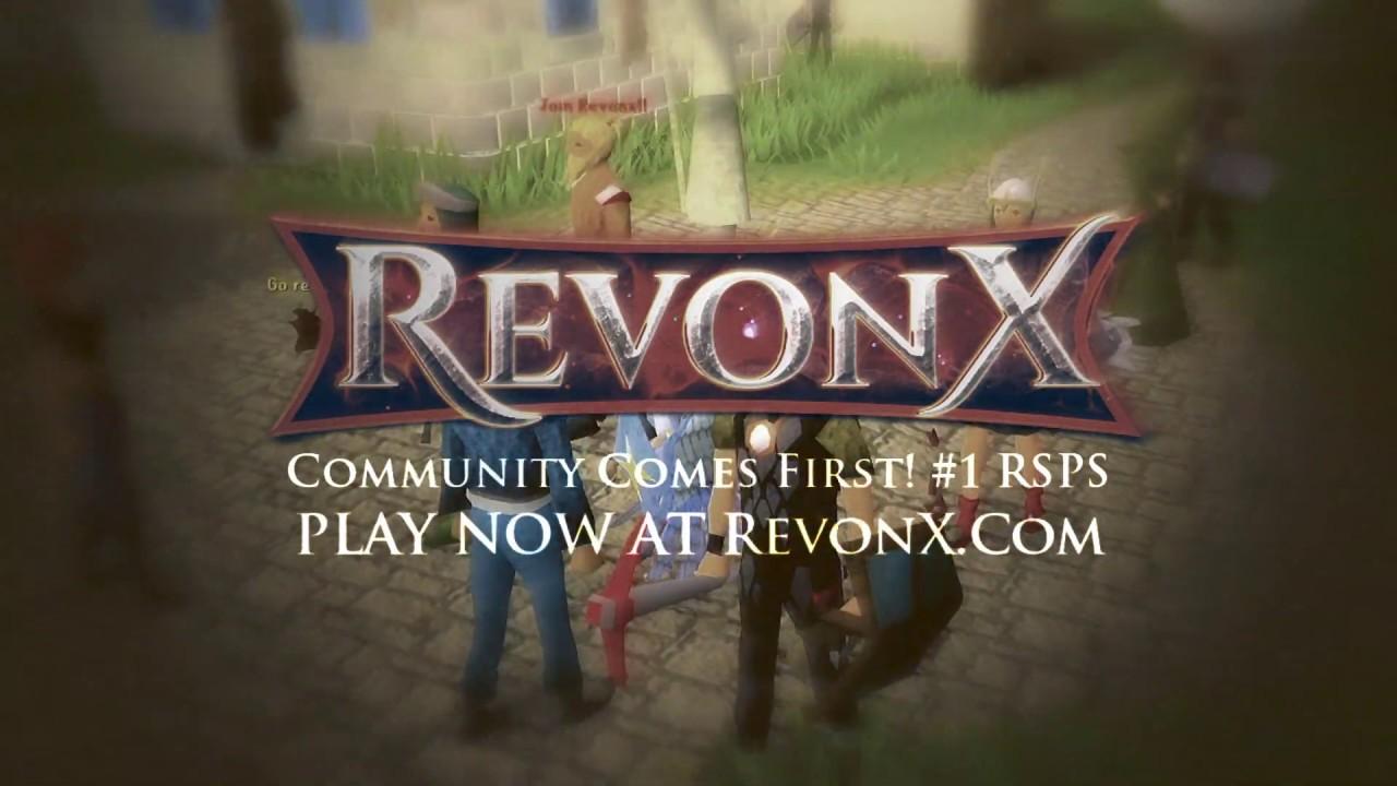 ⚔️ RevonXHD - Community Comes First   Bossing   Economy  