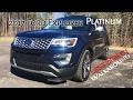 Stabilized Re-Upload - 2017 Ford Explorer PLATINUM Walk-Around