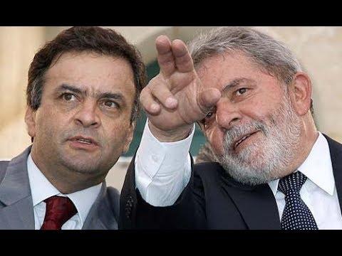 AÉCIO - Your Loló is AFOFED.