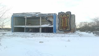 """Investigate an abandoned house of culture """"Neftyanik"""""""