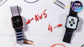 ПОЛНЫЙ обзор Apple Watch 5: Вы кое-что не знаете... Apple Watch 5 vs 4. Выбор Apple Watch в 2019