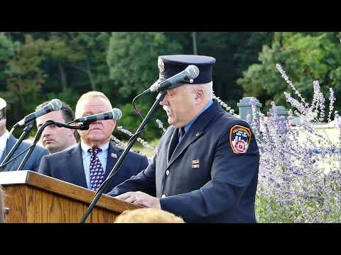 NY Firefighter John Fila remembers 9/11