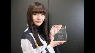 第4回カバーガール大賞「コミック部門・10代部門】を受賞したSUPER GiRL...