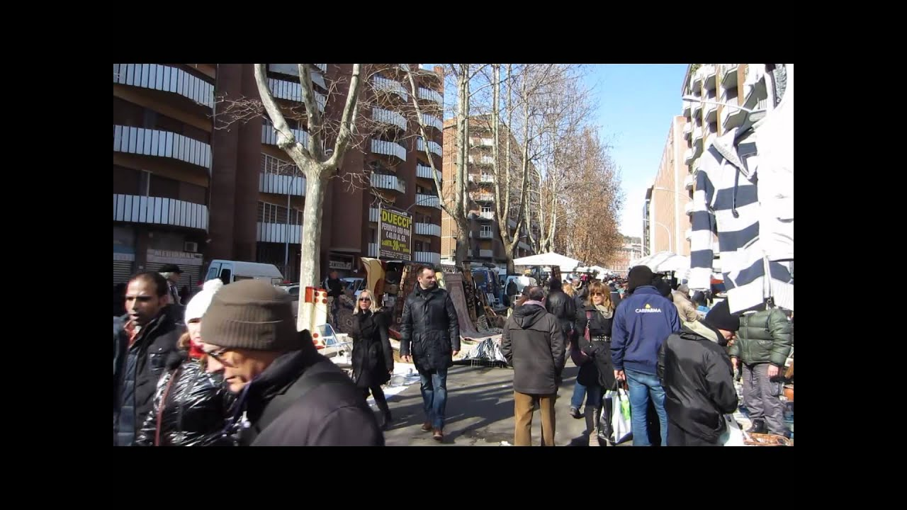 Porta portese il mercato di roma youtube - Porta portese 2 ...