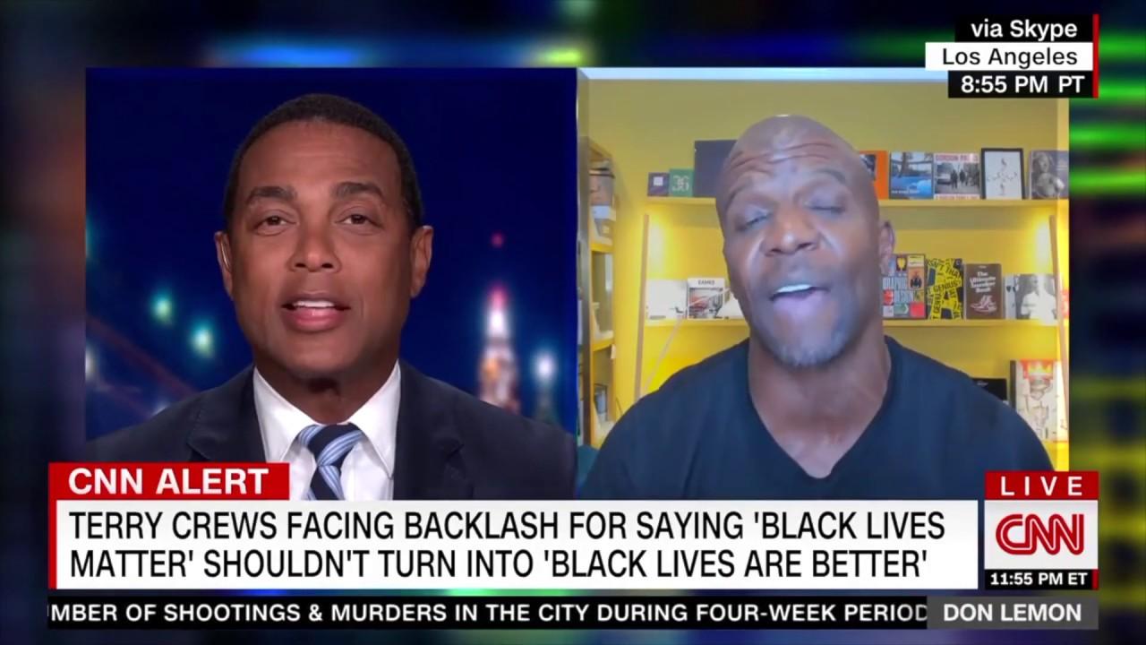 No Don Lemon, Black Lives Matter isn't just about police | SUPERcuts! #788