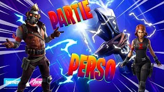 LAST LIVE FR PART PERSO BEFORE THE SAISON9 on Fortnite Battle Royale . Creative code: xAres37x