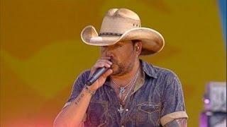 Jason Aldean - Dirt Road Anthem [LIVE GMA PERFORMANCE]