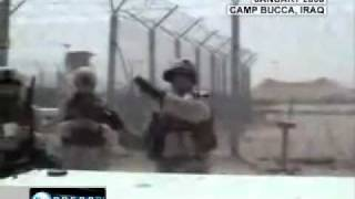 US soldiers burn Quran then have fun shooting live rounds at reacting prisoners
