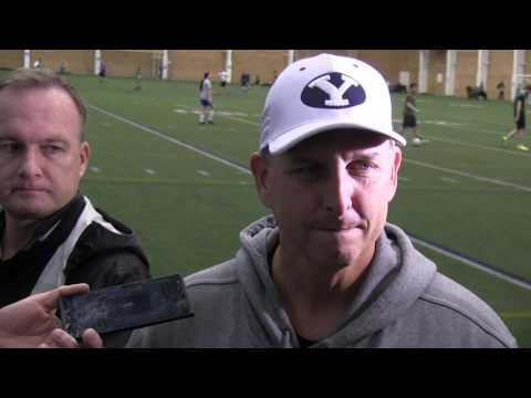2017 BYU football: Ty Detmer talks about Cougars