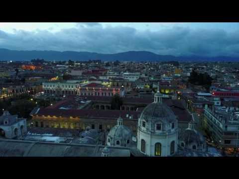 Xela from the Sky - Guatemala Drone Edit DJI Mavic Pro