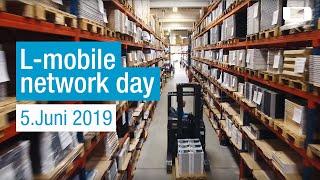 Der L-mobile network day | Kundentag Handel und Industrie