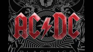 ACDC black ice - anything goes