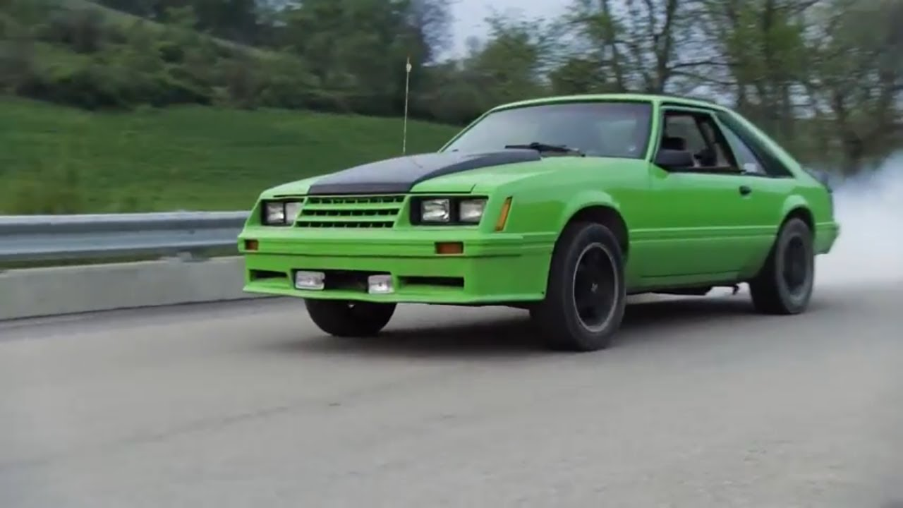 1979 ford mustang indy pace car v8 fox body 55k miles for sale