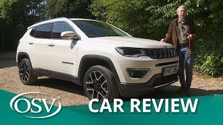 Jeep Compass Car Review 2019 - Is it usable off-road