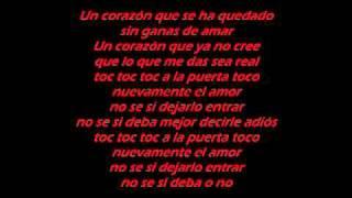 El Toque Del Amor - Dragon Y Caballero ( Con Letra )  Reggaeton 2011 ♪