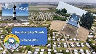 Strandcamping Groede Campingplatz