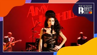 Amy Winehouse - Love Is A Losing Game (live at The BRIT Awards 2008)