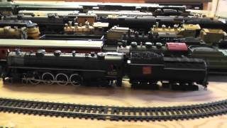 HD Rare Brass HO Grand Trunk Western 4-8-4 Oriental Limited Locomotive 01 01 2013