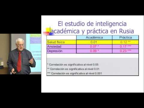 Robert Sternberg - Inteligencia exitosa
