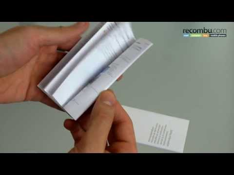 Huawei Ascend P2 Unboxing video