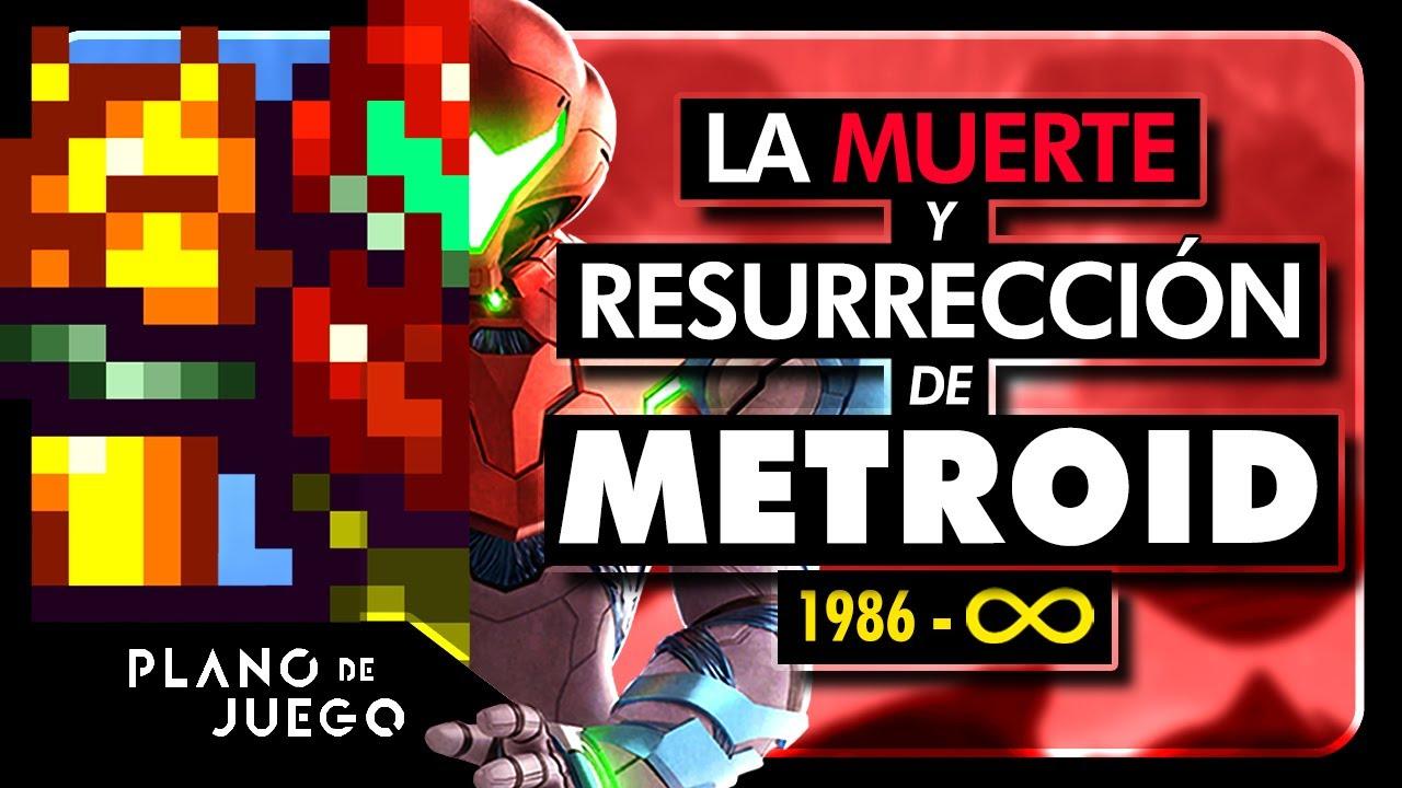 La Muerte y Resurrección de Metroid - POR QUÉ RESURGIÓ | PLANO DE JUEGO