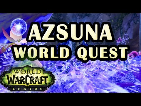 Investigation at Mak'rana WoW World Quest