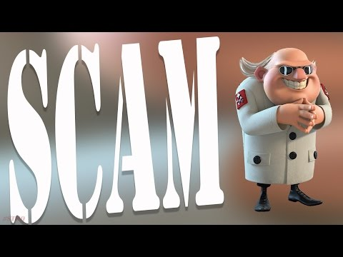 RIPPED OFF: Clash Of Clans SCAM ♦ DON'T TRUST ANYONE...