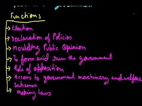 Political Parties 001