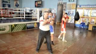 Мастер класс бокс