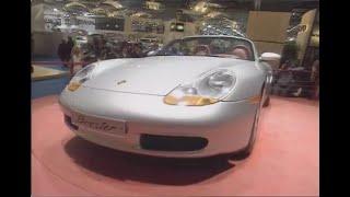 Porsche Boxster Intro 1996