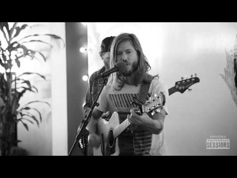 """Moon Taxi """"Run Right Back"""" - Pandora Whiteboard Sessions"""