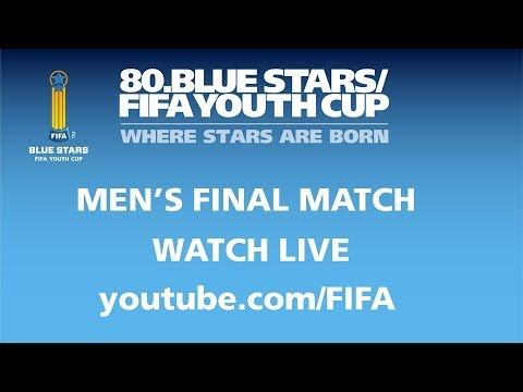 FIFA Blue Stars Youth Cup 2018 -  BSC Young Boys v. Dinamo Zagreb