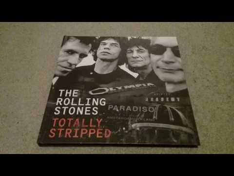 The rolling stones totally stripped box set