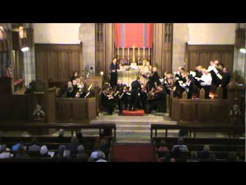 Requiem- III Sanctus- Gabriel Faure with Violinist Andrew Sords