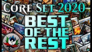 Core Set 2020 Spoilers: 'Best of the Rest' Set Review for Magic: The Gathering!