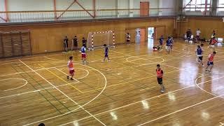 大阪市立大学ハンドボール部(vs愛媛大学A⑥)20170816