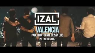 IZAL - Fin de Gira Copacabana #2 - Valencia