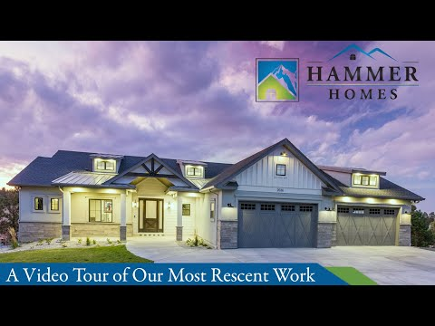 Hammer Homes Video Tour