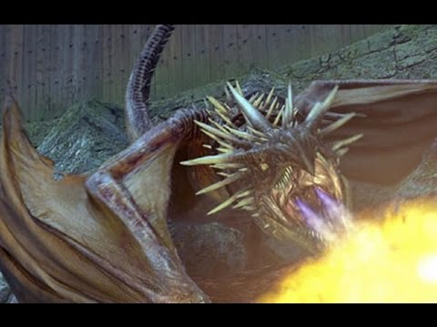 """Top 10 Dragons from Movies and TV"""