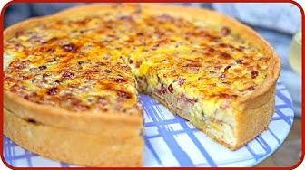 Omas Zwiebelkuchen | so lecker wie auf dem Herbstmarkt