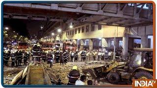 Mumbai CST station bridge collapse: At least 3 killed, 34 injured; probe ordered | Latest Updates