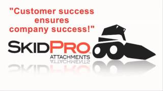 Skid Pro Attachments Company Introduction