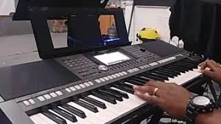 Musik Tradisional Keyb PSR S970