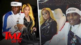 Soulja Boy & Blac Chyna Together To Get Back At Tyga? | TMZ TV