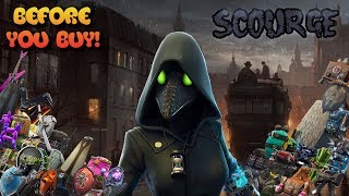 Before You Buy - The *SCOURGE* Outfit - Showcase With All Back Bling's!