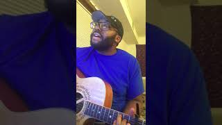 Daniel Caesar-Hold Me Down Acoustic Guitar Cover